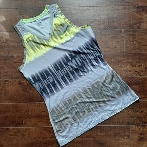 Nike PRO DRI-FIT Tye Dye Tank Size Medium